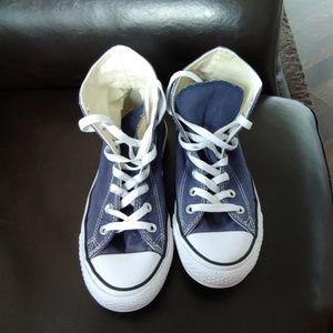 Converse Chuck Taylor high top shoes